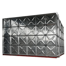 Farm Hot Dip Galvanized Steel Storage Tank